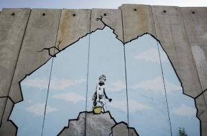 pintem un cel al mur